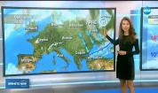 Прогноза за времето (13.10.2017 - централна емисия)
