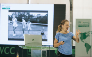Презентация на Маги Малеева и впечатляващи семинари за край на Световната треньорска конференция