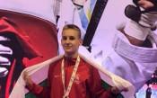 Спортни таланти на Еврофутбол взеха злато на турнир по таекуондо в Белград