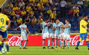Селта разби Лас Палмас в мач със 7 гола