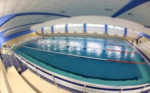 Отвориха врати ремонтираните зали и басейн на  комплекс Академика 4-км