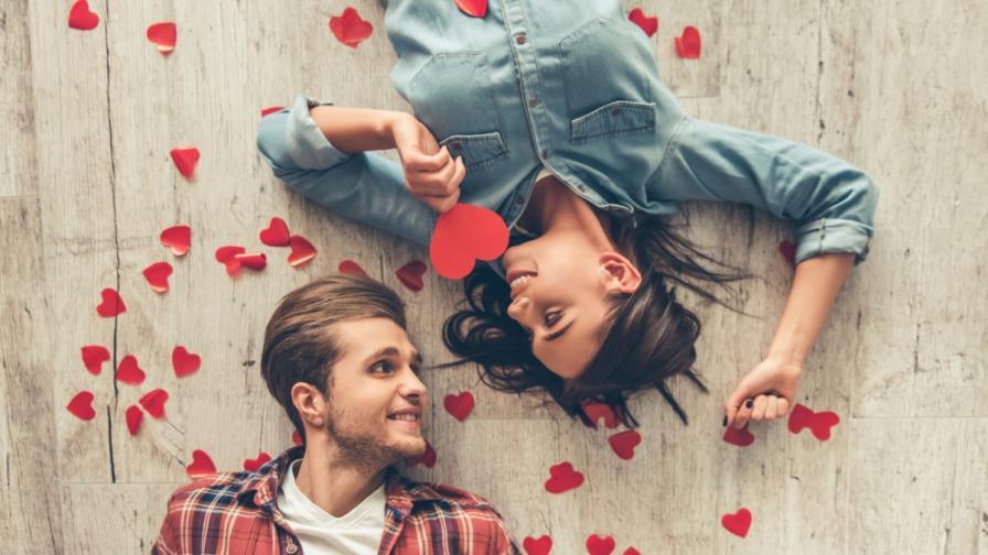 Учени разясниха защо се влюбват хората