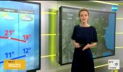 Прогноза за времето (18.10.2017 - сутрешна)