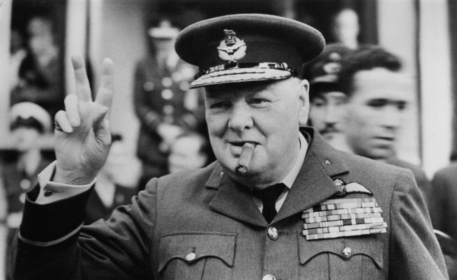 Уинстън Чърчил е политикът, който е решавал съдбата на Европа