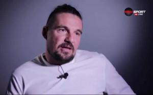 Бижутера за предстоящото дерби и какво го притеснява в играта на Левски