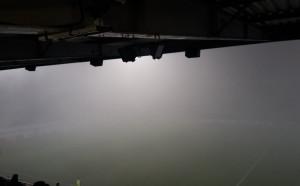 Гъста чешка мъгла прекъсна мача на Копенхаген