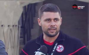 Димитров: Мачът беше под въпрос, има забавени заплати