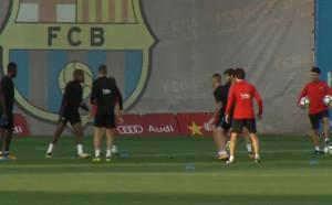 Барселона без Алба, но със Суарес срещу Малага