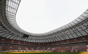 Русия и Аржентина сефтосват реновирания Лужники
