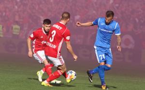 Зрелище с четири гола си спретнаха Левски и ЦСКА