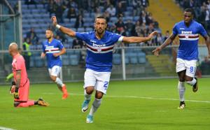 Сампдория продължава със силния старт на Серия А