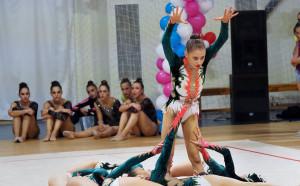 Челни позиции за България на ЕП по естетическа гимнастика