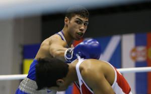 Страхотни битки и сериозен интерес във втория кръг на Националната боксова лига