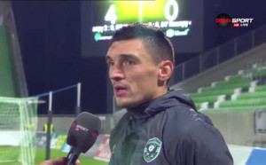 Клаудиу Кешерy остава в Лудогорец до края на сезона