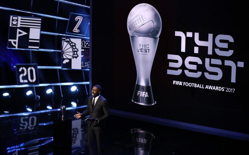 Суперзвездите на световния на световния футбол Кристиано Роналдо и Лионел