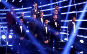 Петима от Реал попаднаха в Идеалния отбор на ФИФА за 2017