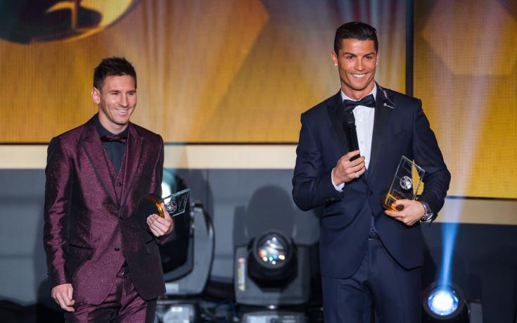 Роналдо или Меси? Изтече ли информация за новия носител на Златната топка?