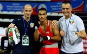 Боян Асенов остана с бронз от Европейското в Румъния