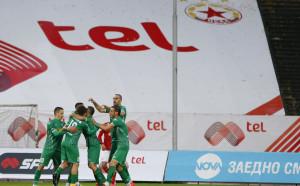 Ботев Враца поведе в класирането във Втора лига