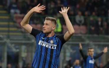 Шкриниар иска да завърши кариерата си в Интер