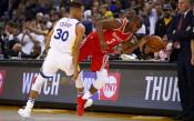 Тройка в края донесе успех на Хюстън в НБА