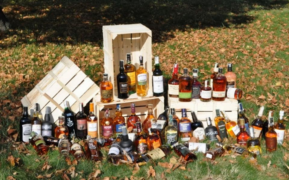 Уиски Фест София представя собствена марка уиски