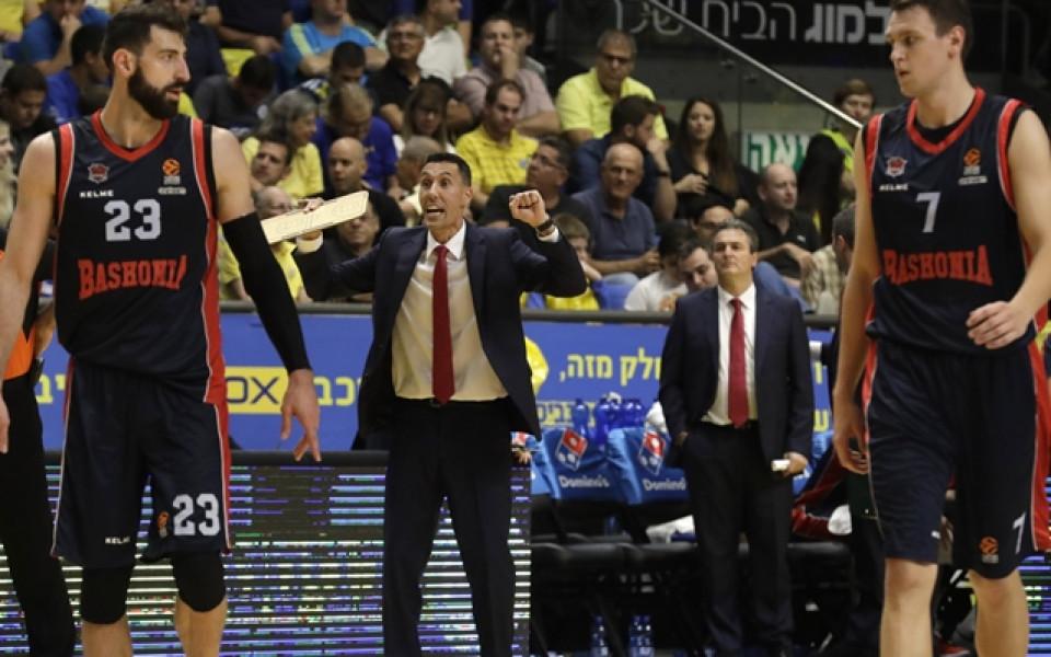 Баскония остана без треньор след трето поражение в Евролигата