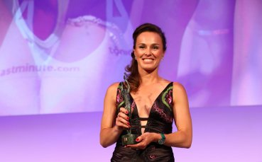 Мартина Хингис се омъжи за доктора на националния отбор