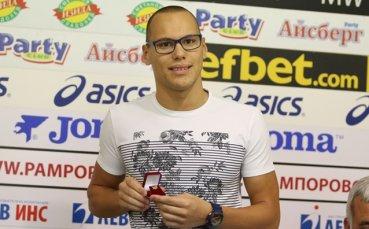 Антъни Иванов остана осми във финала на Световното