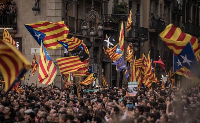 Обявяването на независимост от Каталуния и прецедентите в Европа