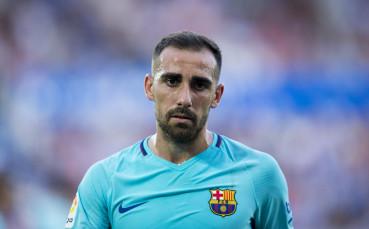 Барселона преразглежда положението на нападател