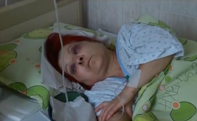 Пребитата медицинска сестра е със счупена скула на носа