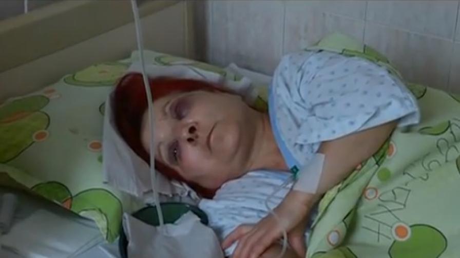 """Пребитата медсестра от """"Пирогов"""": Страхувам се"""