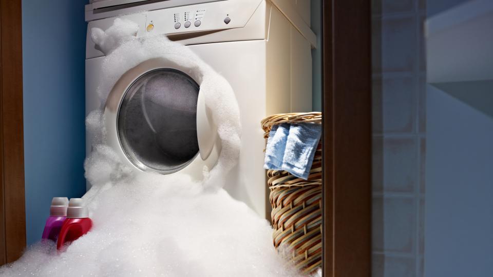 Как да: 5 лесни начина да почистим пералнята у дома