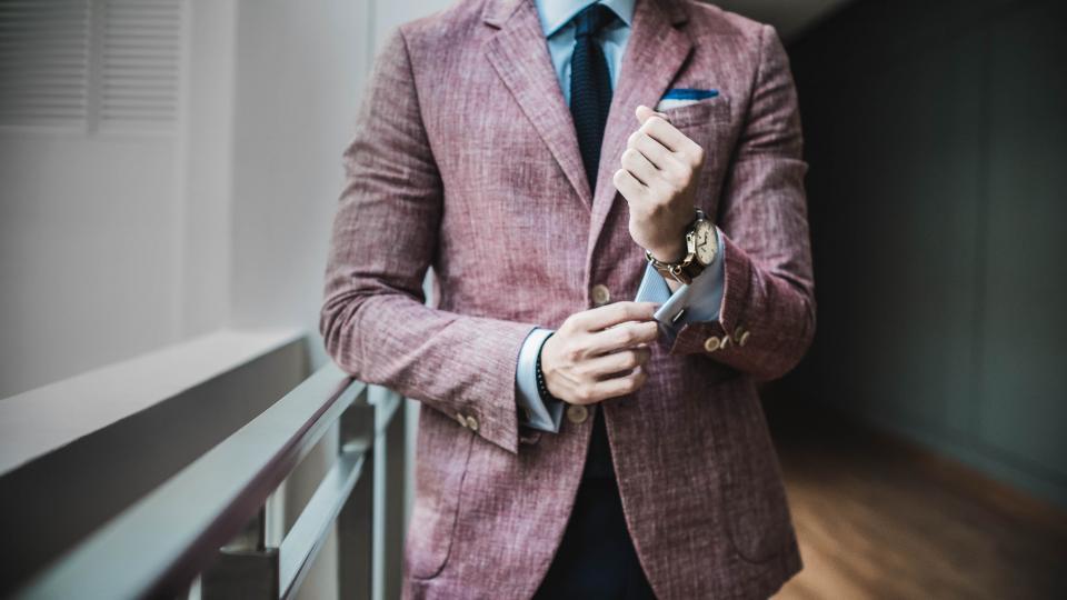 мъж стил