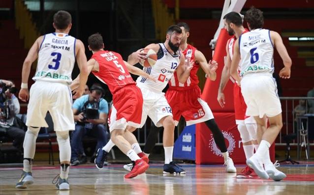 БК Цървена звезда - БК МЗТ Скопие<strong> източник: aba-liga.com/KK Crvena zvezda mts</strong>