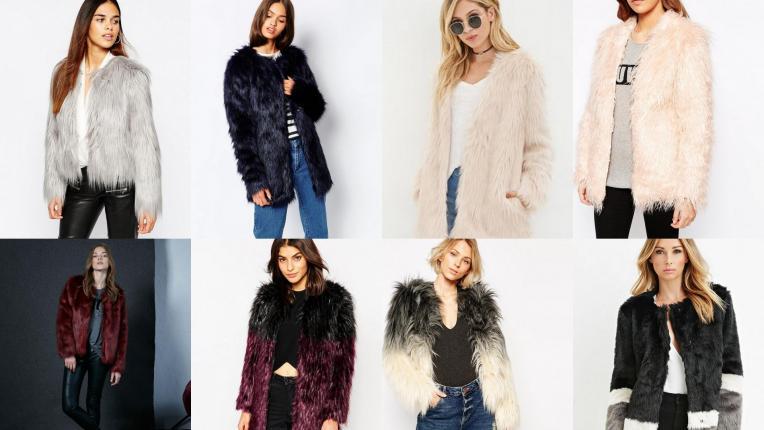 Какво ще носим тази зима ли? Пухкави палтенца