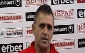 Акрапович иска офанзивен Локомотив Пд