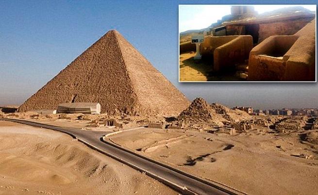 """""""Прокълната гробница"""" в Египет вече приема посетители"""