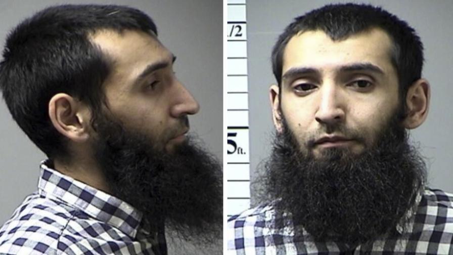 Атентаторът от Ню Йорк искал да си украси болничната стая с ИД