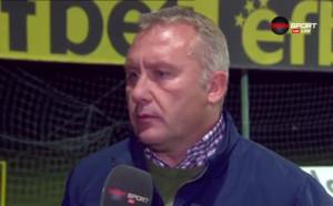 Киров: Важното е да се възползваме от слабостите в играта на Левски