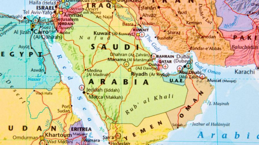Експлозия по време на церемония с дипломати в Саудитска Арабия, ранени