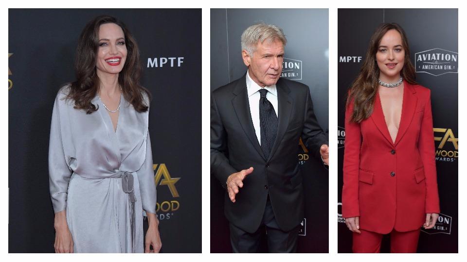 Кой какво спечели и какво облече на филмовите награди на Холивуд снощи?