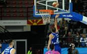 Йордан Минчев в игра на МЗТ Скопие<strong> източник: MZT Skopje Aerodrom/Dragan Mitreski</strong>