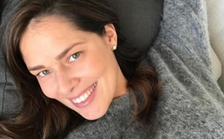 Ана Иванович отбеляза 30-ия си рожден ден с огромна усмивка