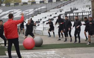 Локомотив Пловдив с двуразови тренировки в паузата