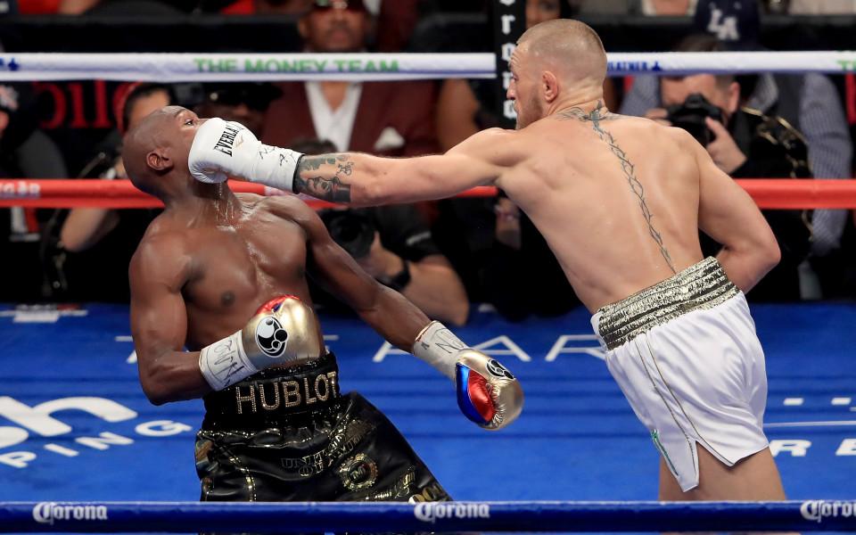 Макгрегър огромен фаворит срещу Мейуедър... но не на бокс