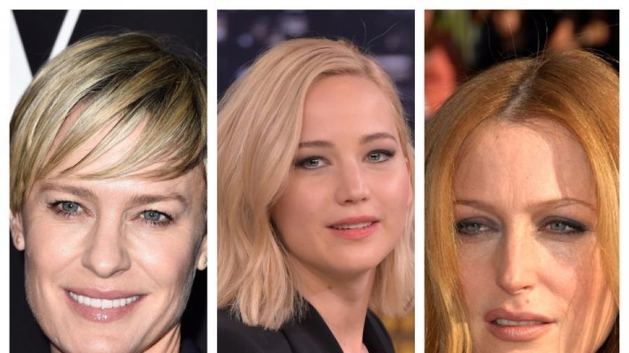 Някои от най-известните актриси на Холивуд не са толков добре платени