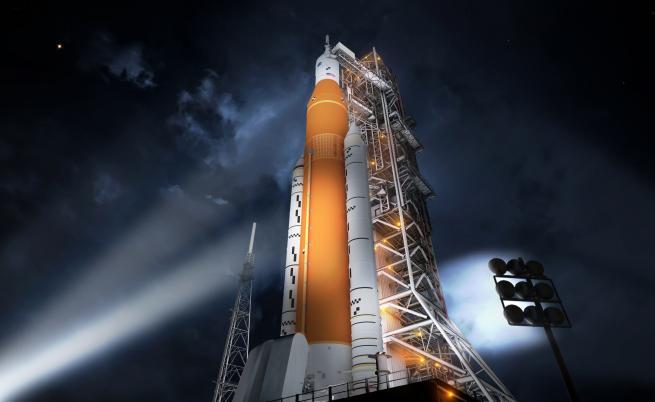 НАСА ще тества кораба за Марс до края на 2019 г.