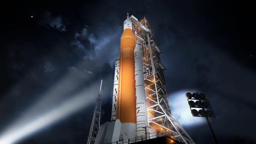 """Как """"втората луна"""" създаде НАСА преди 60 години"""